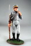 Delprado 050 mousquetaire infanterie de reserve Prusse