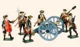 Royal Artillery 1750