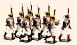 French Line Infantry Voltigeurs