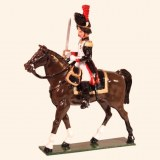 Mounted Officer French Grenadiers of the Guard