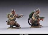 Commando Flamethrower Team