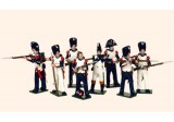TRAD 748 - Set French Imperial Guard Grenadiers