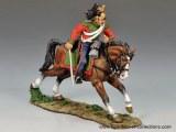 Mounted Charging w Lance