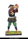 Samurai Conch Shell Trumpeter