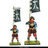 Samurai Standard Bearer