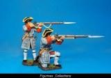 2 Line Infantry Firing