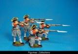 4 Line Infantry Firing  Box Set#1