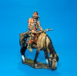 Mounted Woodland Indian