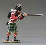 NA048 42nd Black Watch Highlander Standing Firing
