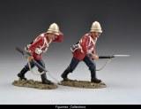 Running Infantry