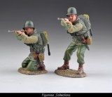 US Army Rangers (Kneeling/Standing)