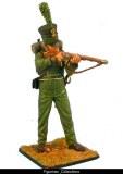 NAP0063 Wurttemberg Jaeger Standing Firing