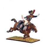 French 5th Cuirassier Trooper Thrown from Horse