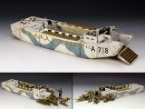 DD107 Landing Craft Assault LCA 718 RETIRE