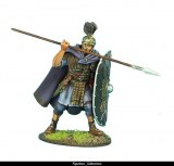 Imperial Roman Praetorian Guard with Spear #1