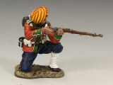 Ludhiana Sikhs Regiment Firing Rifle GLOSS