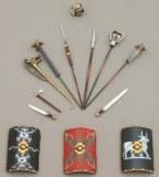 ACCPACK014 - Roman & Barbarian Accessory Pack Mib