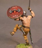 AER-08A Gaul Warrior Charging