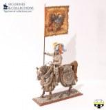 6275.3 Holy Roman Emperor in Ceremonial Armor w/Flag