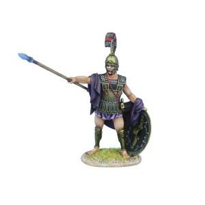AG058 Greek Hoplite Pointing Dory