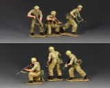 "AK119 ""Attack!"" (3x figure Set)"