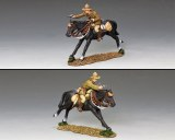AL086 New Zealand Mounted Rifles Officer