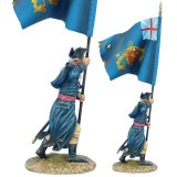 FL AWI110 US 8th Continental Regt Standard Bearer