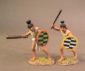 AZ-34 Aztec Warriors