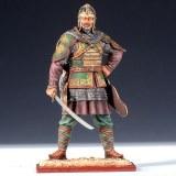 6365.2 Batu Khan Holding Sword