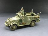 BBA016 M3A1 White Scout Car RETIRE