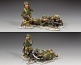 BBA089 Winter Machine Gun Group PRE ORDER