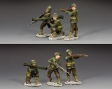 BBA090 Winter Bazooka Team PRE ORDER