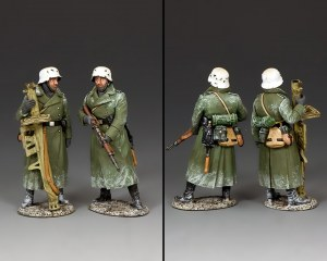 BBG122 The Panzerschreck Team PRE ORDER