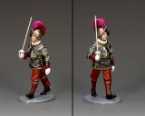 CE024 Swiss Guard Officer PRE ORDER