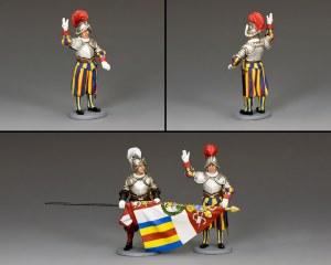 CE026 Swiss Guard Recruit