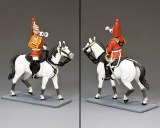 CE040 The Life Guards Trumpeter PRE ORDER
