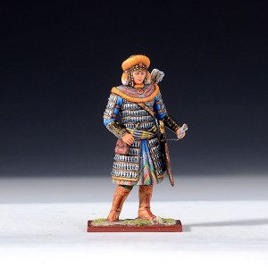 6382 Chabi, Wife of Kubilai Khan Holding Whip