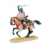 CRU101 Mounted Mamluk Warrior with Sword