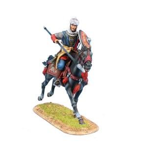 CRU104 Mounted Mamluk Warrior with Spear