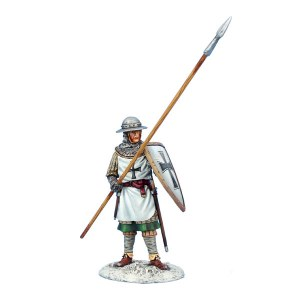 CRU114 Teutonic Soldier with Spear PRE ORDER