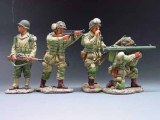 DD034 Bazooka Team 82nd AIRBORNE RETIRE