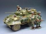 DD038 M8 Greyhound Armour Car RETIRE