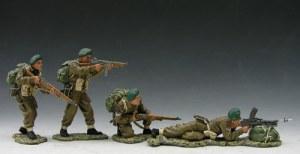 DD053 Commando Attack Group RETIRE