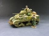 DD067–US Light Tank Set RETIRE