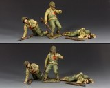 DD317 Dead & Wounded GI's PRE ORDER