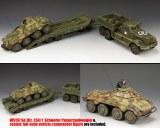 DD318-S04 DD318 Diamond T plus WS197 Sd. Kfz. 234/1 Schwerer Panzerspahwagen