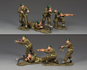 DD331 Free French Commandos Set #1