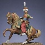 COFM - Kit à peindre - Officier de Mameluks 1809