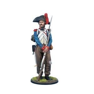 FL7505P Napoleonic French Revolutionary Greandier 1796-1805 - (75Mm)