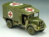 FOB040 Austin K2 Ambulance RETIRE